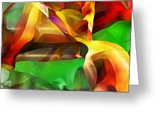 Abstraction 091412 Greeting Card
