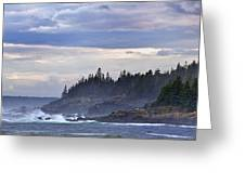 Acadian Cove Greeting Card