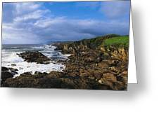 Achill Island, Atlantic Drive, Co Mayo Greeting Card