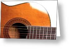 Acoustic Guitar 15 Greeting Card