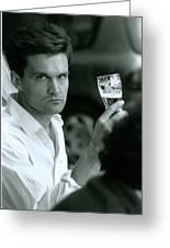 Actor Robert Sorensen No. 5 Greeting Card