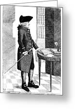 Adam Smith, Scottish Philosopher & Greeting Card