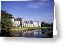 Adare Manor, Co Limerick, Ireland Greeting Card