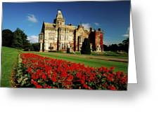 Adare Manor, County Limerick, Ireland Greeting Card