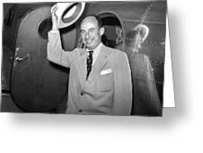 Adlai Stevenson (1900-1965) Greeting Card by Granger