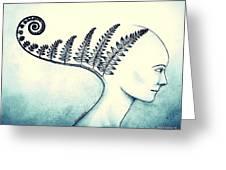 Aesthetics Awakens The Ethical II Greeting Card
