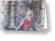 Afrodite Greeting Card