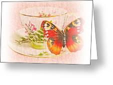 Afternoon Tea Greeting Card