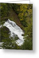 Agate Falls 1 Greeting Card