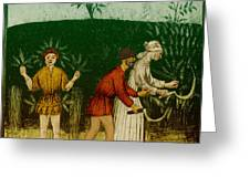 Agriculture 1400s Photograph By Science Source