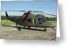 Agusta-westland A109 Greeting Card