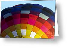 Air Balloon 1554 Greeting Card