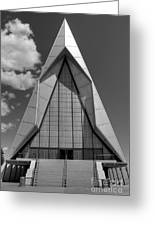 Air Force Academy Chapel 1 Greeting Card