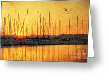 Alabama Sunrise Greeting Card