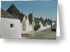 Alborebello  Greeting Card