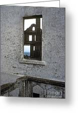 Alcatraz - Windows Greeting Card by Paul W Faust -  Impressions of Light