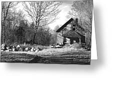 Aldergrove Farmhouse Greeting Card