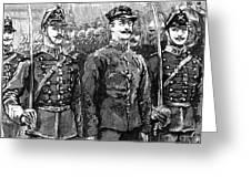 Alfred Dreyfus (1859-1935) Greeting Card by Granger