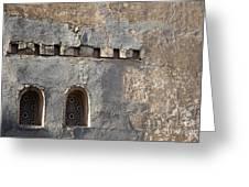 Alhambra Wall Greeting Card