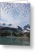 Alluvial Deposits Greeting Card