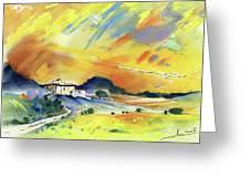 Almeria Region In Spain 03 Greeting Card