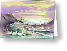 Almeria Region In Spain 04 Greeting Card