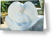 Alms For Angels Greeting Card