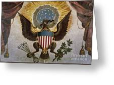 America - Great Seal Greeting Card