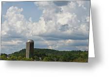 American Country Life Greeting Card