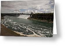 American Falls Greeting Card