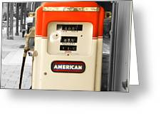American Gas Greeting Card