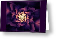 Amethyst Greeting Card