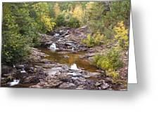 Amity Creek Autumn 2 Greeting Card