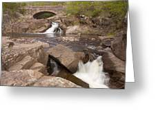 Amity Creek Scene 8 Greeting Card