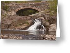 Amity Creek Scene 9 Greeting Card