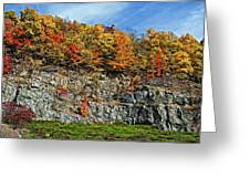 An Autumn Day Greeting Card