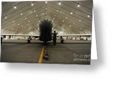 An Rq-4 Global Hawk Unmanned Aerial Greeting Card