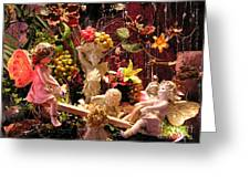 Angel Love Greeting Card