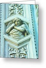 Angel Of Florence Greeting Card