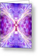 Angel Of Redemption Greeting Card
