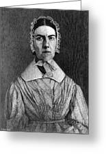 Angelina Grimk�, American Abolitionist Greeting Card by Photo Researchers
