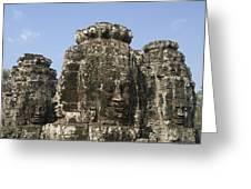 Angkor Thom IIi Greeting Card