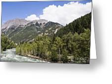 Animas River Colorado Greeting Card