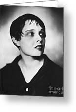 Anita Loos (1893-1981) Greeting Card