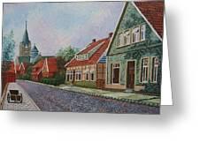 Ankum Germany Greeting Card
