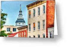 Annapolis Duomo Greeting Card