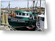 Annie Wilder Greeting Card