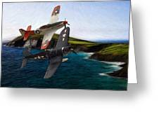Anno 1944 Greeting Card by Steve K