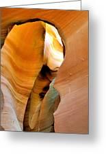 Antelope Canyon - Nature's Extravaganza Greeting Card