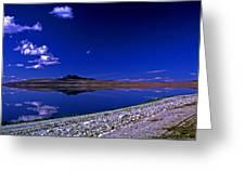 Antelope Island  Greeting Card